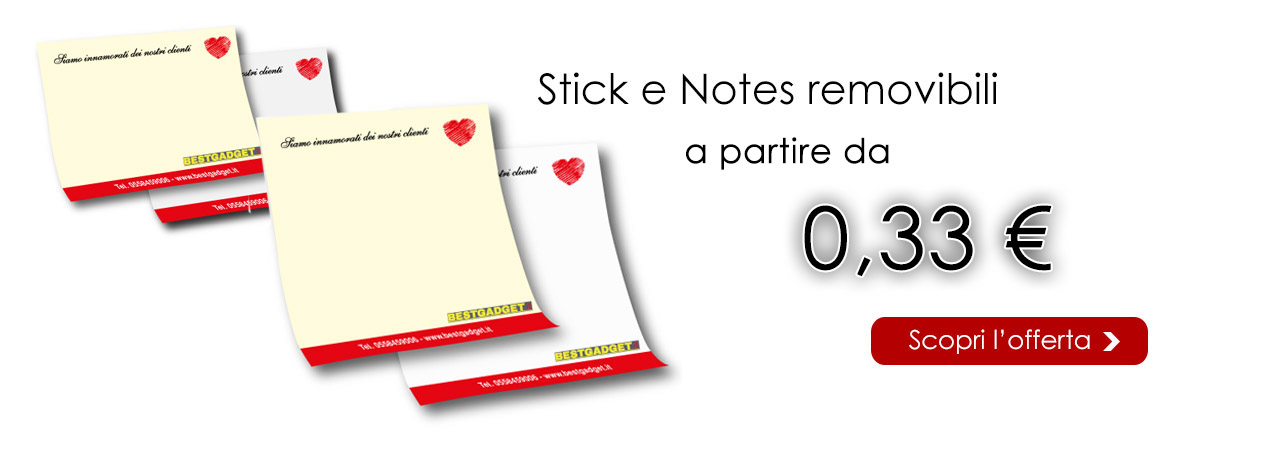 notes personalizzabili