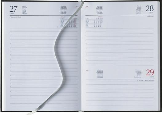 Gadget personalizzati: agenda giornaliera ag 19 formato 15x21