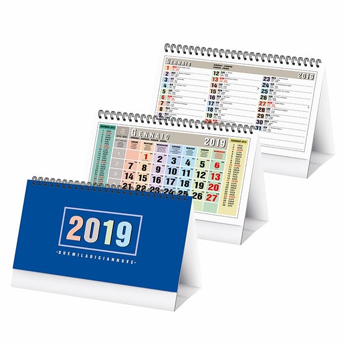Gadget personalizzati calendario da tavolo art pa 730 - Calendari da tavolo con foto ...