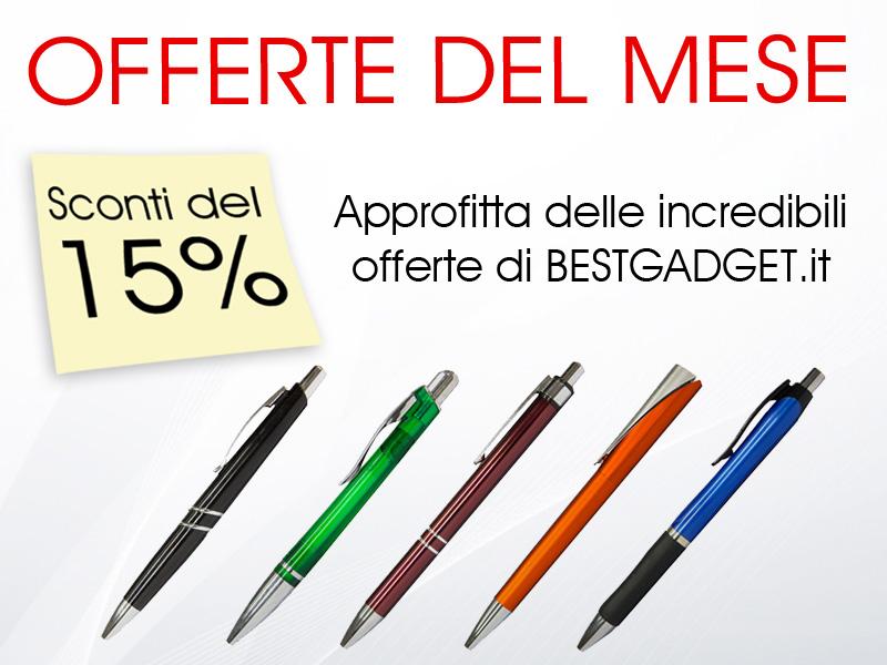Gadget da regalere penne personalizzate a firenze agende - Eataly offerte del mese ...
